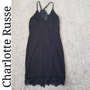 FREE BoGo** Black dress ll Charlotte Russe